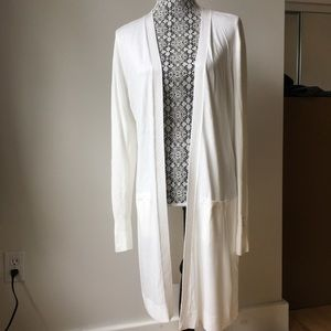 White House Black Market long cardigan